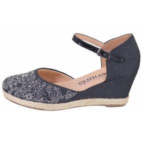 7f7dcf80b3 Tamancos Valentina Feminino Anabela - Sapatos no Mercado Livre Brasil