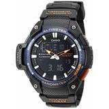 Reloj Casio Hombre Sgw-450h Altimetro Barometro Temperatura