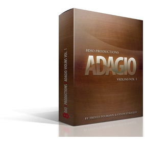 how to open adagio strings kontakt