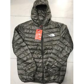 abrigos plumas mujer north face