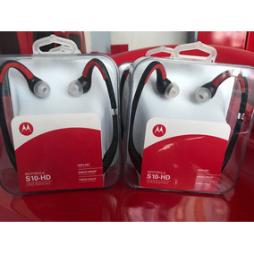 Audífonos Bluetooth Motorola S10-hd