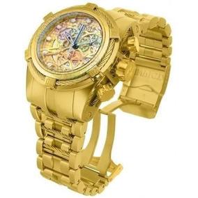 c558125ea67 Invicta Bolt Zeus Skeleton 12763 - Relógio Masculino no Mercado ...