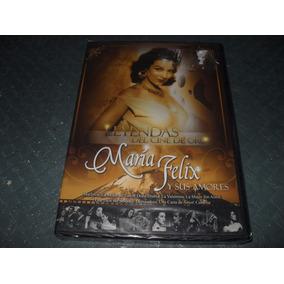 Maria Felix 8 Peliculas En Dvd Importado Usa Cine Mexicano