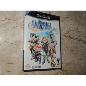 Jogo Final Fantasy Crystal Chronicles Nintendo Game Cube