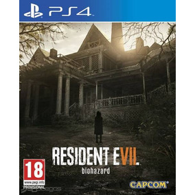 Resident Evil 7 Ps4 Re7 Ya Game24hs