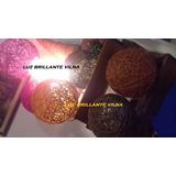 Esferas Bolas Decoración De Hilo Sisal Color 20 Cm Diam