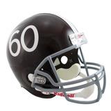 Riddell Broncos De Denver Casco De Tamano Natural 1960-1961