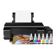 Impresora Epson L805 Tinta Continua Fotográfica Inalámbrica