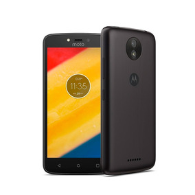 Celular Motorola Moto C Plus Negro - Xt1724