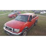 Camioneta Nissan 4x4 Limited. Doble Cabina. Pick Up. Unica