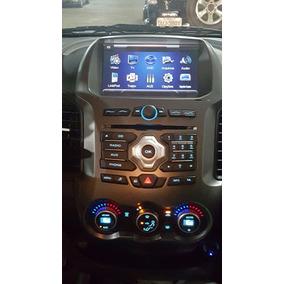 Central Multimidia Ford Ranger 2013 2014 Xlt Xls