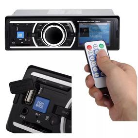 Mp3 Player Automotivo Rayx - Rádio Fm Usb Sd Aux 4x45w
