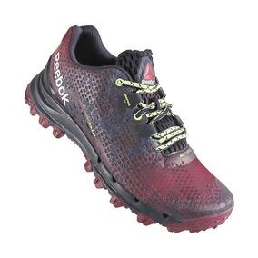 Zapatillas Reebok All Terrain Thrill Brry/mar/prplbk
