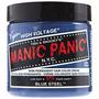 Tinte Manic Panic Blue Steel/cabello Gris Acero 100% Vegano
