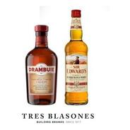 Rusty Nail. Drambuie + Sir Edward´s Whisky. Envío Gratis!!!