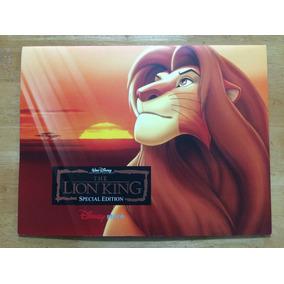 Set 3 Litografias El Rey Leon Disney Store Lion King 2003