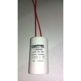 Capasitor 14 Mf 5% 450vac