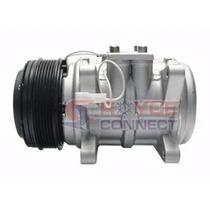Compressor Denso 8 Orelhas Gol/santana/kadett/ipanema