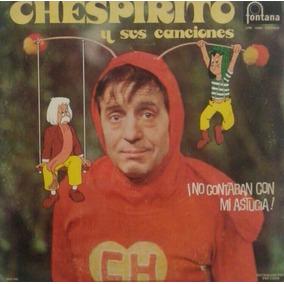 Lp Chespirito Y Sus Canciones