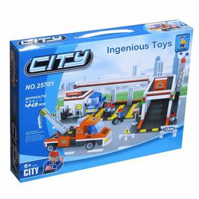 Bloques Tipo Lego City 443pcs