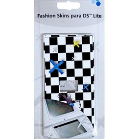 Adesivo Tech Dealer Fashion Skins Xadrez P/ Nds