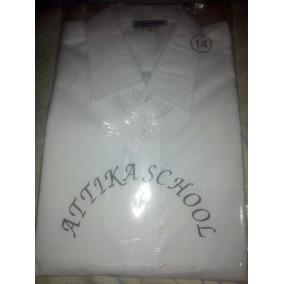 Camisas Escolares Blancas, Franelas, Medias, Monos Oferta