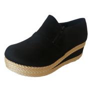 Panchita - Zapato De Mujer Yh-1 Negro