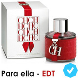 Ch 100ml Carolina Herrera Perfumes Importados
