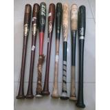 Bates De Béisbol Maple Y Aluminio