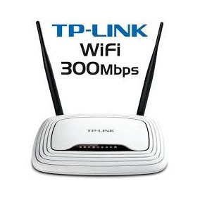 Router Inalambrico Tp-link Tl-wr841hp 300mbps