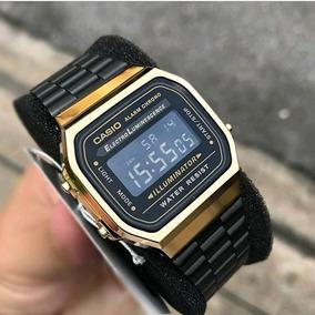 6ab43b4a69b Relogio Casio Gold Dourado C - Relógio Casio no Mercado Livre Brasil