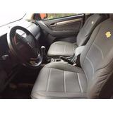 Capa Banco Carro Couro S10 Pick-up Advantage 2.4 Cd 2011