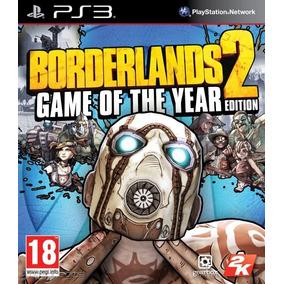 Borderlands 2 Ultimate G. O. T Y Español - Mza Games Ps3
