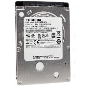 Disco Duro De 500 Gb Sellado Toshiba Para Lapto Garantía