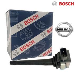 4 Bobina Original Bosch Nissan Tiida Livina Sentra 1.8 E 2.0