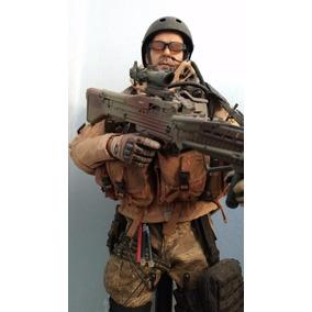 Hot Toys Us Nsw Forces- Figura Militar Escala 1/6