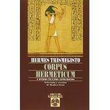 Libro Corpus Hermeticum Y Otros Textos Apócrifos - Nuevo