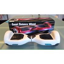 Skate Elétrico Hoverboard Com Bluetooth + Bolsa De Brinde