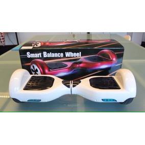 Hoverboard Skate Elétrico Com Bluetooth + Bolsa De Brinde