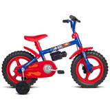 Bicicleta Infantil Aro 12 Rock Azul Verden Bikes