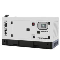 Generador Hyundai 24kw C/motor Diesel 40hp, Envío Gratis