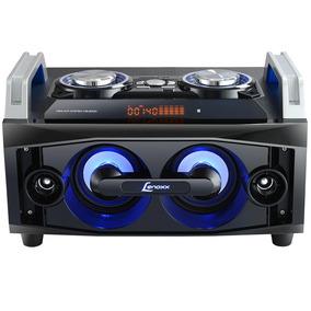 Mini Hi-fi System 120w Rms - Lenoxx Com Bluetooth - Ms8300