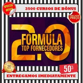 Fórmula Top Fornecedores 2.0+ 3500 Bônus