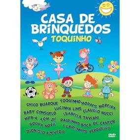 Casa De Brinquedos - Dvd