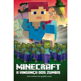 box diario de um zumbi do minecraft livros no mercado livre brasil