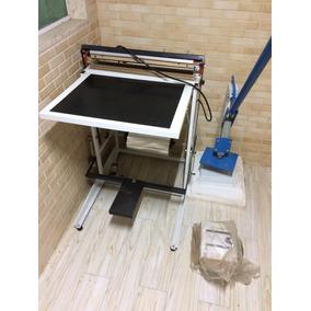 Maquina Para Fabricar Saco De Lixo E Sacola