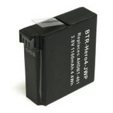 Bateria Para Camera Gopro Go Pro Hd Hero Hero 4 Lithium