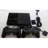 Play Station 2 + 2 Controles + Memory Card + Juegos