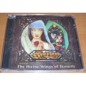 Symphony X - The Divine Wings Of Tragedy (cd Lacrado)