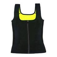 Camiseta Termoactiva Con Cierre Mujer Ejercicio Fitness